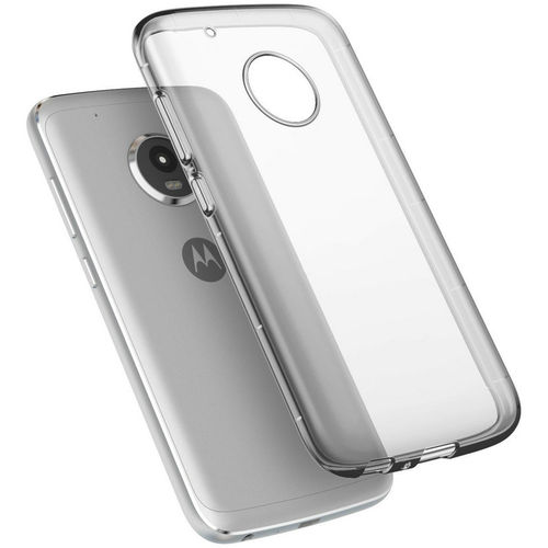 Flexi Shock Air Cushion Crystal Case for Motorola Moto G5 Plus - Clear