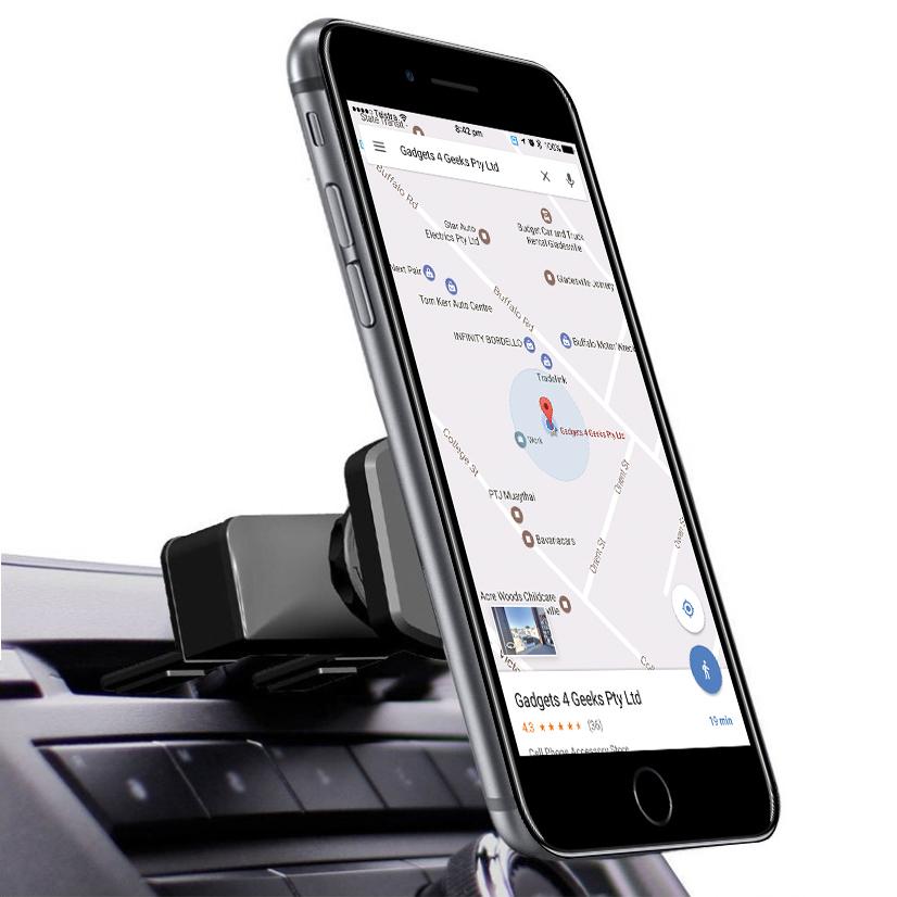 CD Slot Magnetic Car Mount Holder for Mobile Phone