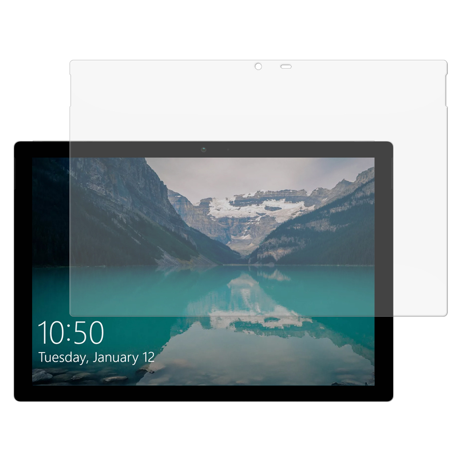 new style 43c27 1aa94 Tempered Glass Screen Protector for Microsoft Surface Pro 4