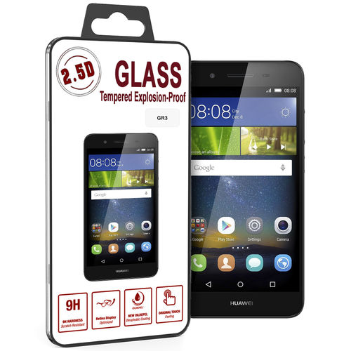 9H Tempered Glass Screen Protector for Huawei GR3 / Enjoy 5s - Clear