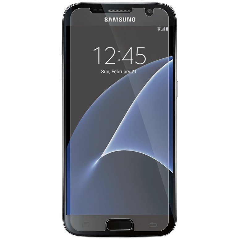07, invisibleshield samsung galaxy s7 tempered glass screen protector the right