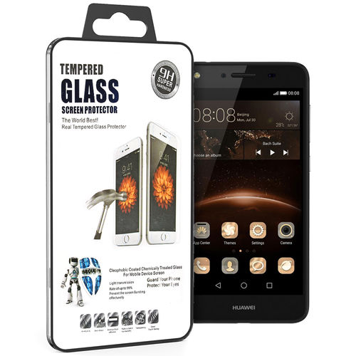 9H Tempered Glass Screen Protector for Huawei Y6 Elite / Y5II - Clear