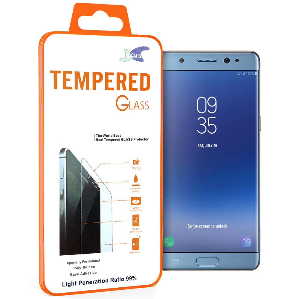 9h Tempered Glass Screen Protector Samsung Galaxy Note Fe