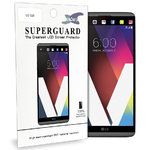 Calans (2-Pack) PET Clear Film Screen Protector for LG V20