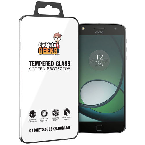 Calans 9H Tempered Glass Screen Protector for Motorola Moto Z Play