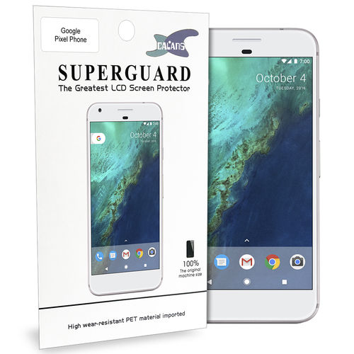 Calans (2-Pack) Clear Film Screen Protector for Google Pixel Phone