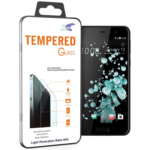 Calans 9H Tempered Glass Screen Protector for HTC U Play - Clear