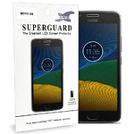 Calans (2-Pack) PET Clear Film Screen Protector for Motorola Moto G5