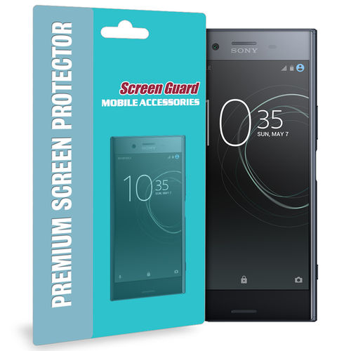 (2-Pack) Full Curved TPU Screen Protector for Sony Xperia XZ Premium