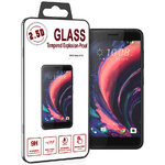 9H Tempered Glass Screen Protector for HTC One X10 - Clear