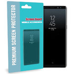 (2-Pack) Full Coverage TPU Screen Protector for Samsung Galaxy Note 8