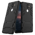 Slim Armour Tough Shockproof Case for Nokia 8 Sirocco - Black