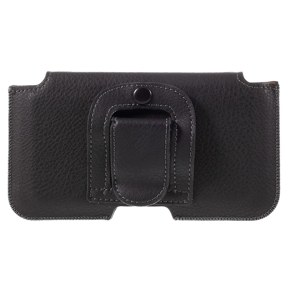 leather wallet carry pouch belt clip for phones