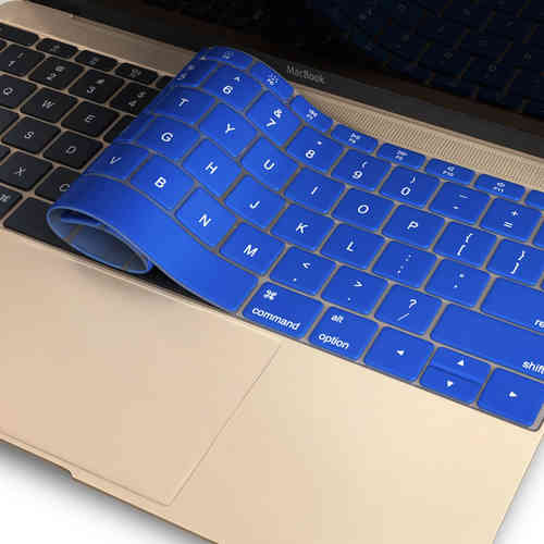 Enkay Keyboard Protector Cover for Apple MacBook (12-inch) - Blue