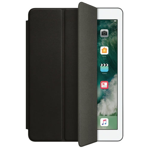 Detachable Magnetic Trifold Smart Case for Apple iPad Air 2 - Black