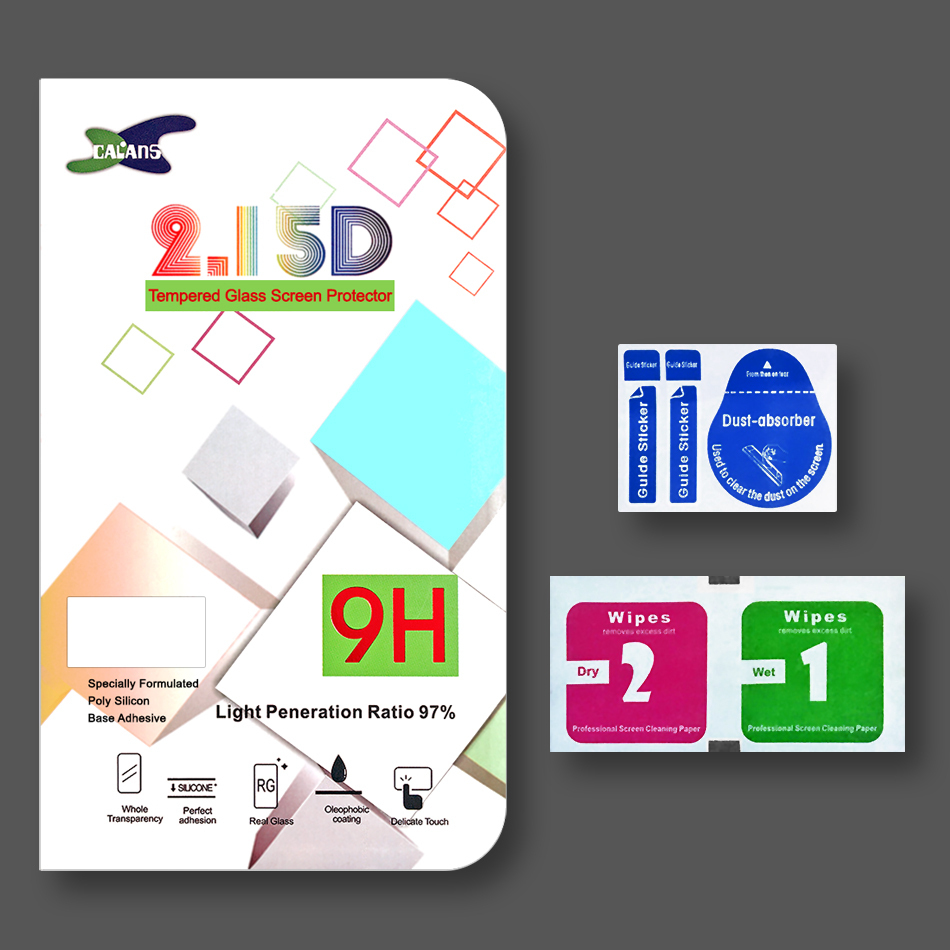 9h Tempered Glass Screen Protector Apple Ipad Mini 4 Baseus Light Thin 03mm Pro 97 Inch Calans For