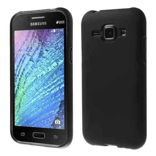 Flexi Slim Stealth Case for Samsung Galaxy J1 (2015) - Black