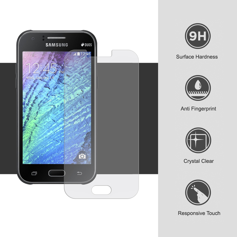 9h Tempered Glass Screen Protector Samsung Galaxy J1 2015