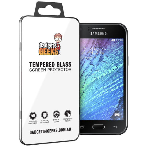 9H Tempered Glass Screen Protector for Samsung Galaxy J1 (2015)
