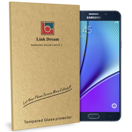 Link Dream 9H Tempered Glass Screen Protector - Samsung Galaxy Note 5