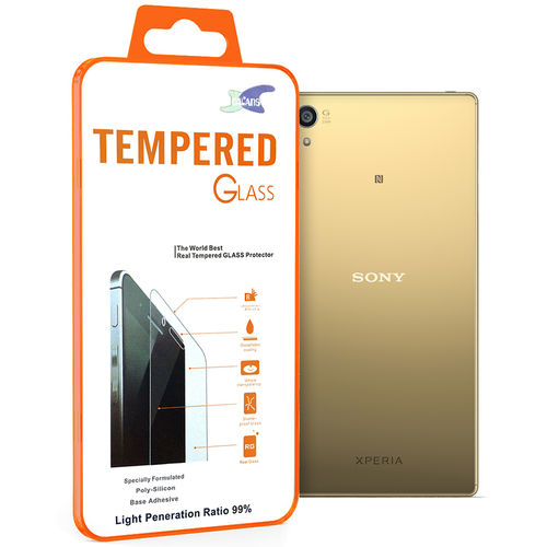 Calans 9H Back Side Tempered Glass Protector - Sony Xperia Z5 Premium