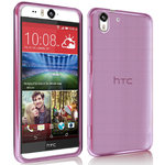 Flexi Gel Case for HTC Desire Eye - Pink (Gloss)