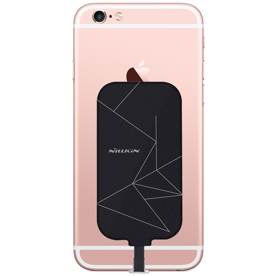 sale retailer b5f45 7eb83 Nillkin Wireless Charging Receiver Card - iPhone 7 / 6s / 5s / SE