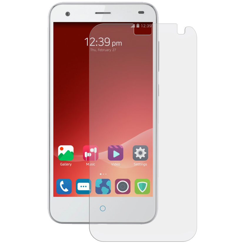 9h Tempered Glass Screen Protector Zte Blade S6