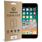 4Geeks (2-Pack) Clear Film Screen Protector for Apple iPhone 8 / 7