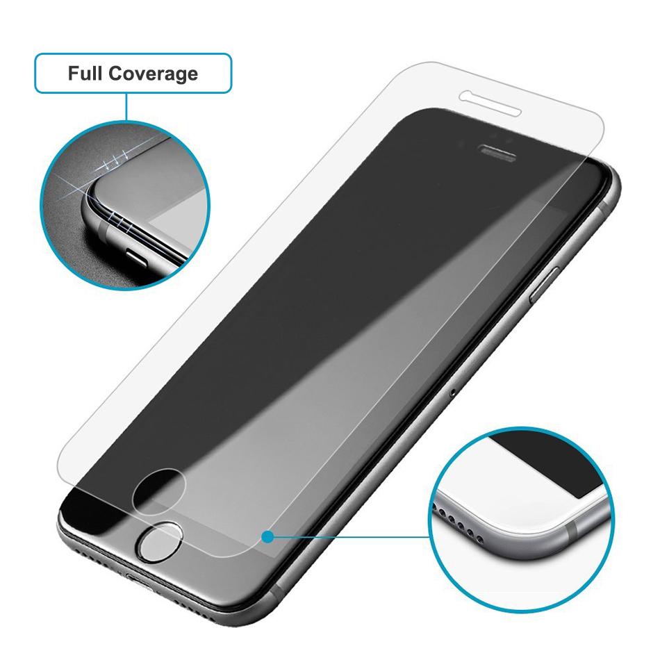 huge discount 87f38 e1f2e 4Geeks Full TPU Screen Protector - Apple iPhone 8 Plus / 7 Plus