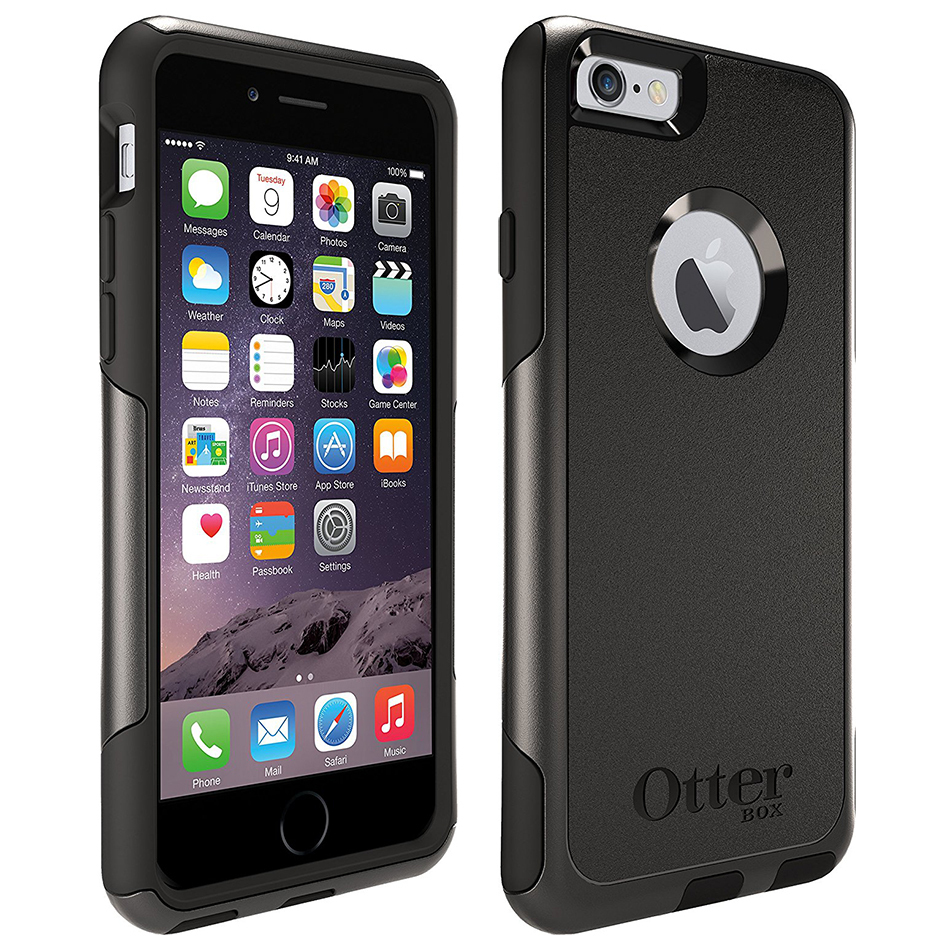 iphone 6 otterbox commuter otterbox commuter for apple iphone 6s black 15010