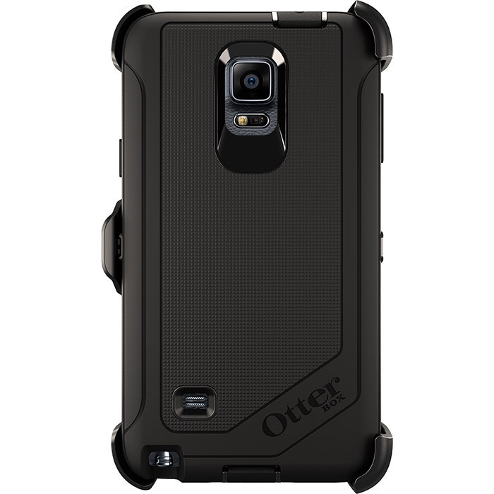 best service 5aade 02f23 Otterbox Defender Case - Samsung Galaxy Note 4 (Black)