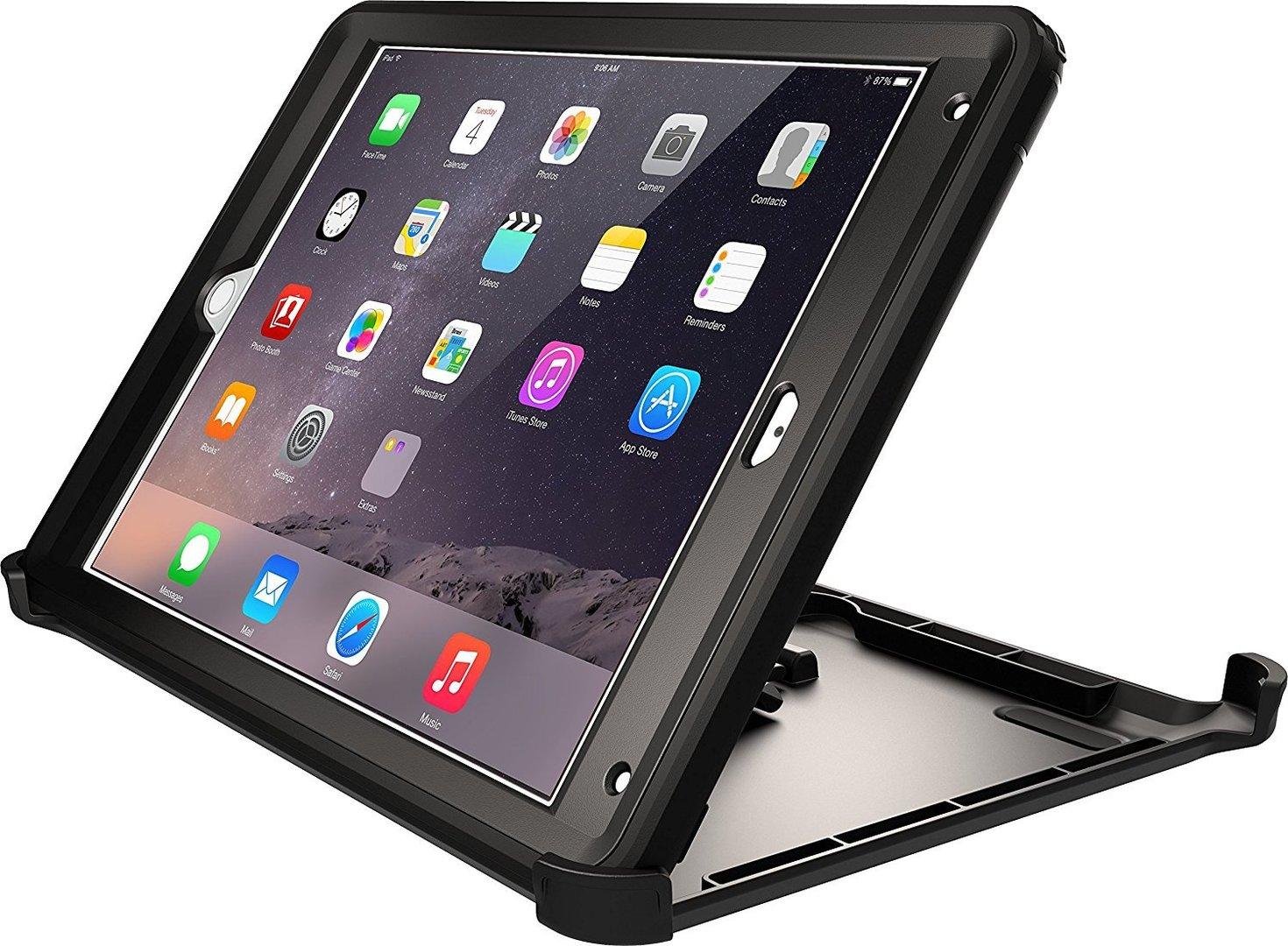 cheap for discount faa59 49359 OtterBox Defender Case - Apple iPad Air 2 (Black)