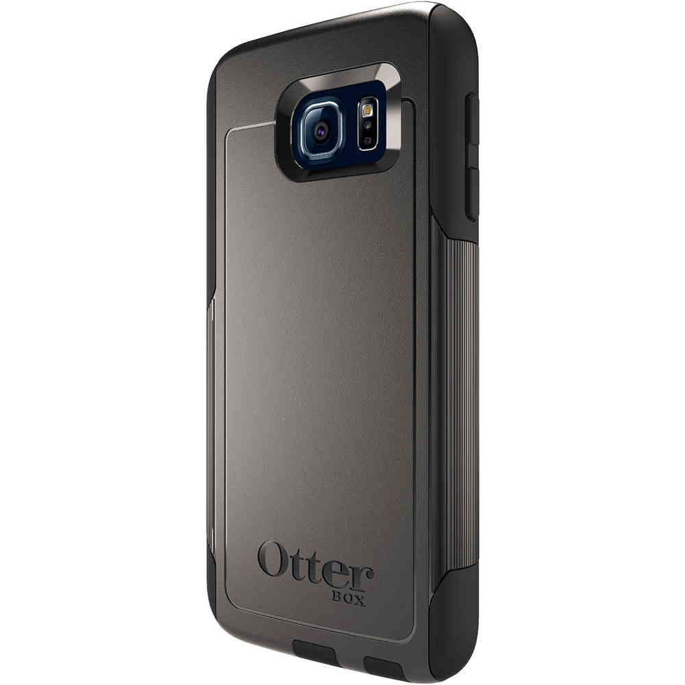 best website cdec3 f9687 Otterbox Commuter Case for Samsung Galaxy S6 (Black)