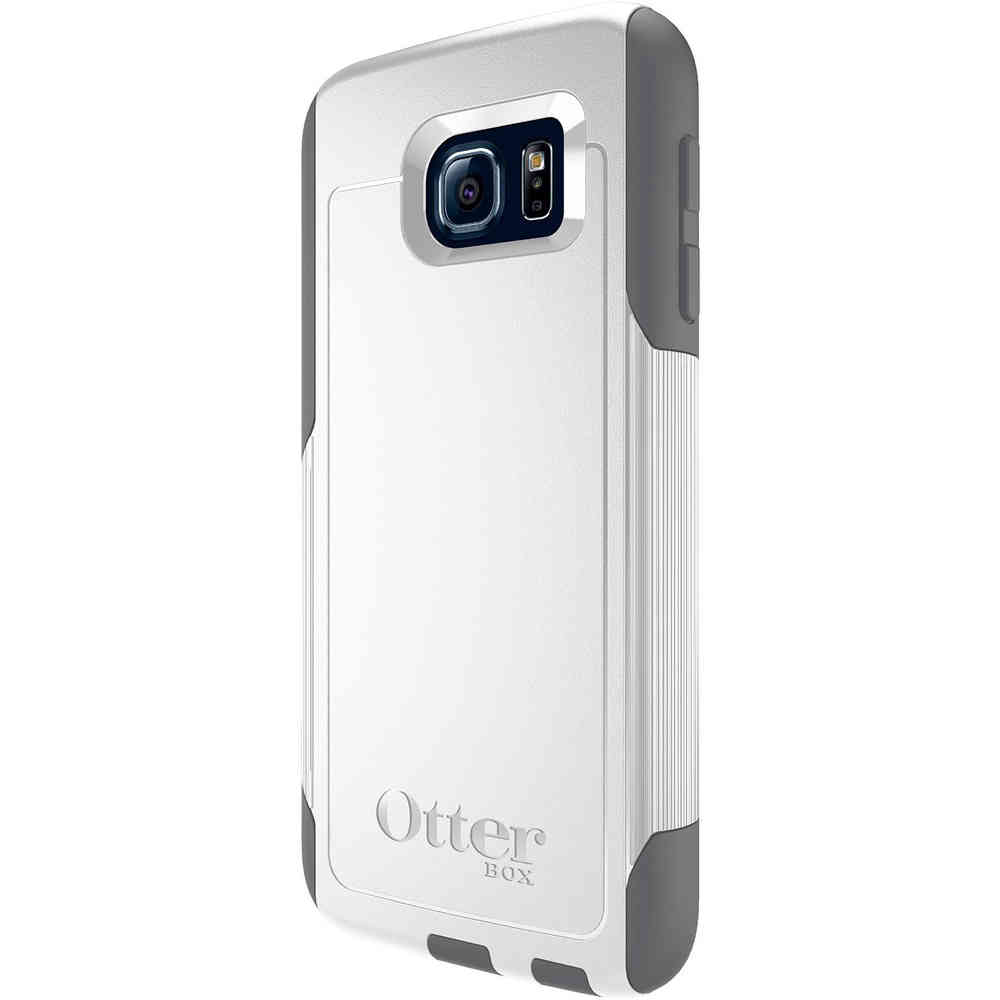 get cheap 4b274 1ce2f Otterbox Commuter Case for Samsung Galaxy S6 (White)