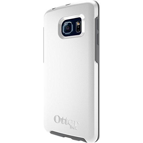 wholesale dealer c8292 04a86 Otterbox Symmetry Case - Samsung Galaxy S6 Edge (White)