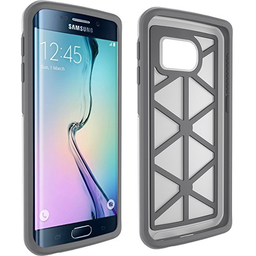 wholesale dealer 1b0c5 4c20a Otterbox Symmetry Case - Samsung Galaxy S6 Edge (White)