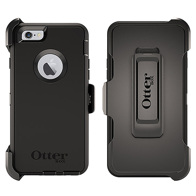 Otterbox Defender Case Apple Iphone 6 6s Black