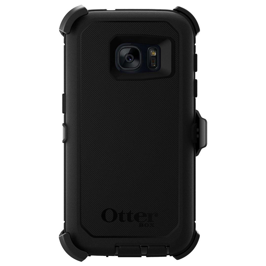 Otterbox Defender Case For Samsung Galaxy S7 Black