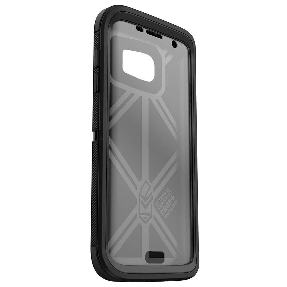 best website 42890 d1643 Otterbox Defender Case - Samsung Galaxy S7 Edge (Black)