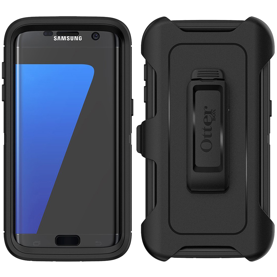 Case Design warranty on otterbox phone cases : Otterbox Defender Series Case for Samsung Galaxy S7 Edge - Black