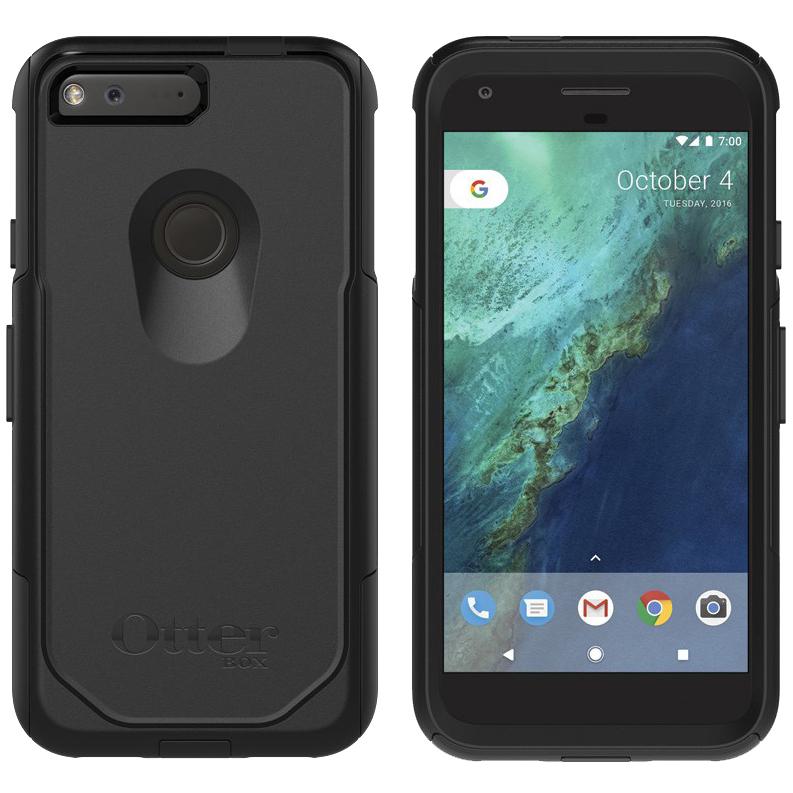 more photos c0927 54735 OtterBox Commuter Case for Google Pixel XL (Black)
