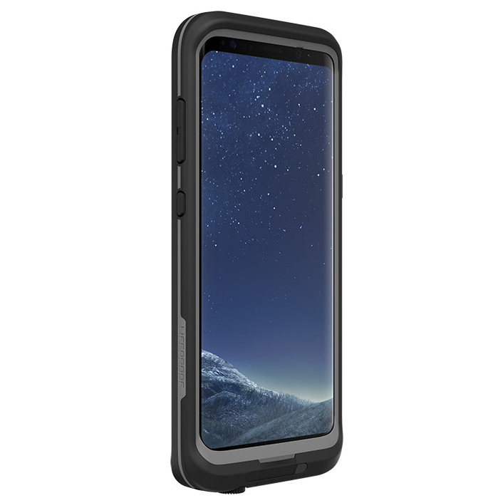 online retailer 5fd71 ddaf7 LifeProof Fre Case for Samsung Galaxy S8+ (Black)