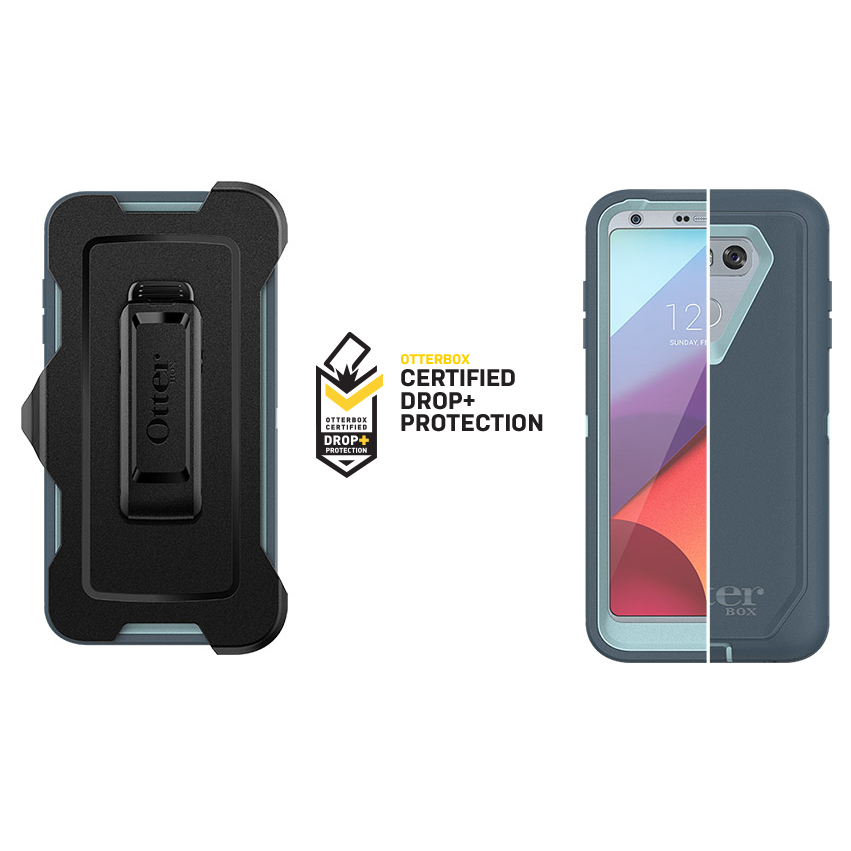Otterbox Defender Series Case For Lg G6 Moon River