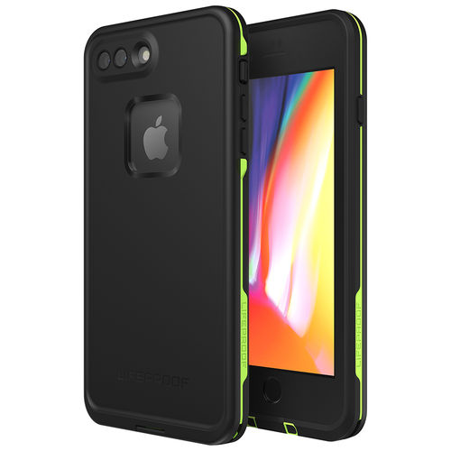 LifeProof Fre Waterproof Case for Apple iPhone 8 Plus / 7 Plus - Black