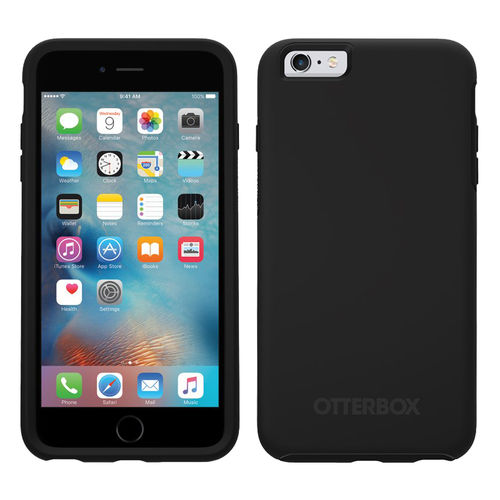 Otterbox Symmetry Shockproof Case for Apple iPhone 6 / 6s - Black