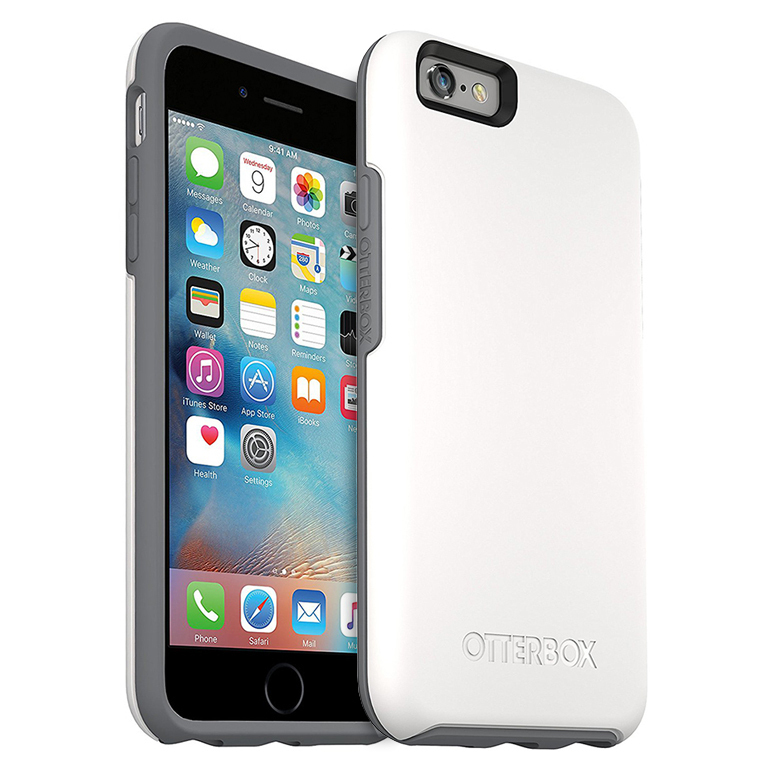 7440bba6801514 Otterbox Symmetry Case for Apple iPhone 6 Plus   6s Plus - White ...