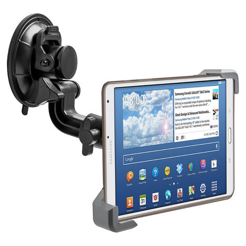 Universal Windshield Suction Cup Car Mount Holder for iPad / Tablet