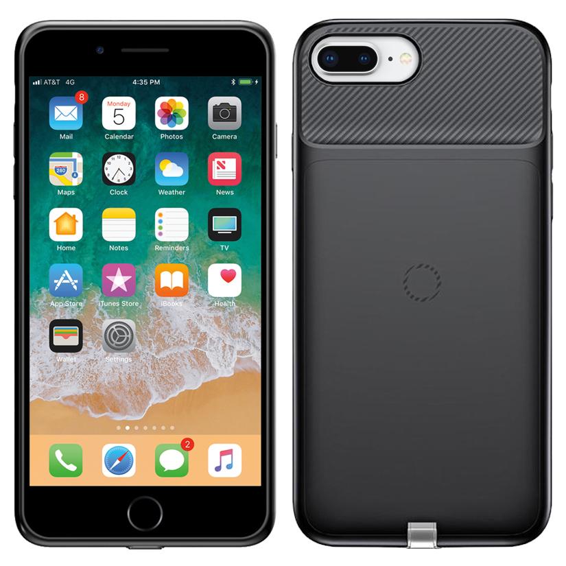 baseus magnetic qi wireless charging case apple iphone 7. Black Bedroom Furniture Sets. Home Design Ideas