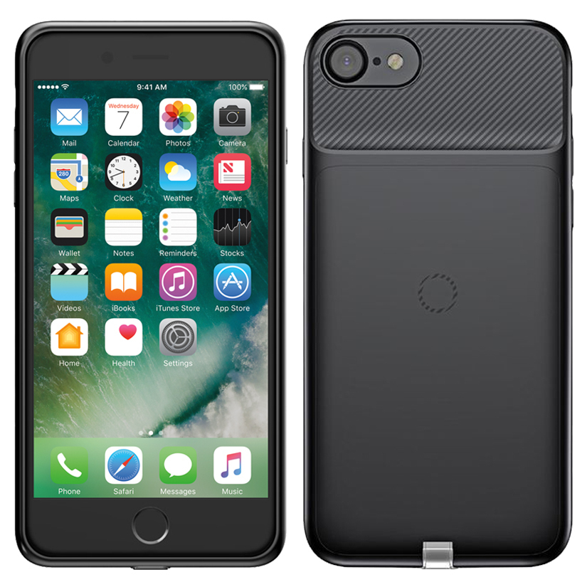new style 0192d bbec3 Baseus Magnetic Wireless Charging Case for Apple iPhone 7
